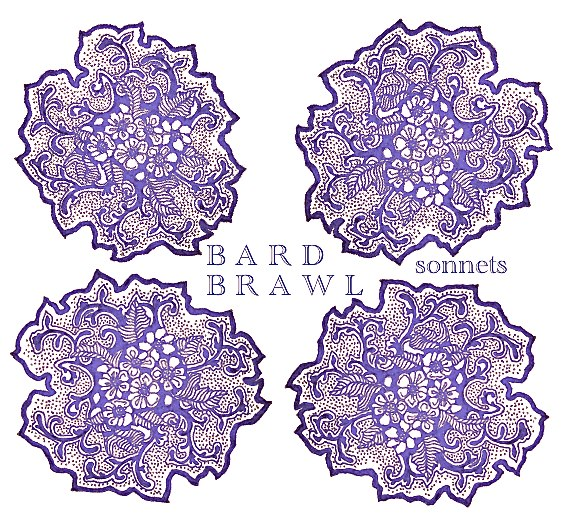 Blooms and the Bard: Painted Sonnets