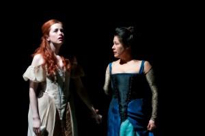 Amanda Lisman (Desdemona) Julie Tamiko Manning (Emilia) _ Photo by AndrÇe Lanthier.jpg