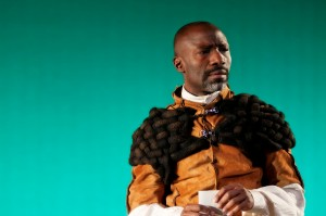 Andrew Moodie (Othello) - Photo by AndrÇe Lanthier