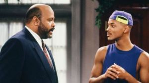 Actor James Avery as Uncle Phil in Fresh Prince of Bel-Air
