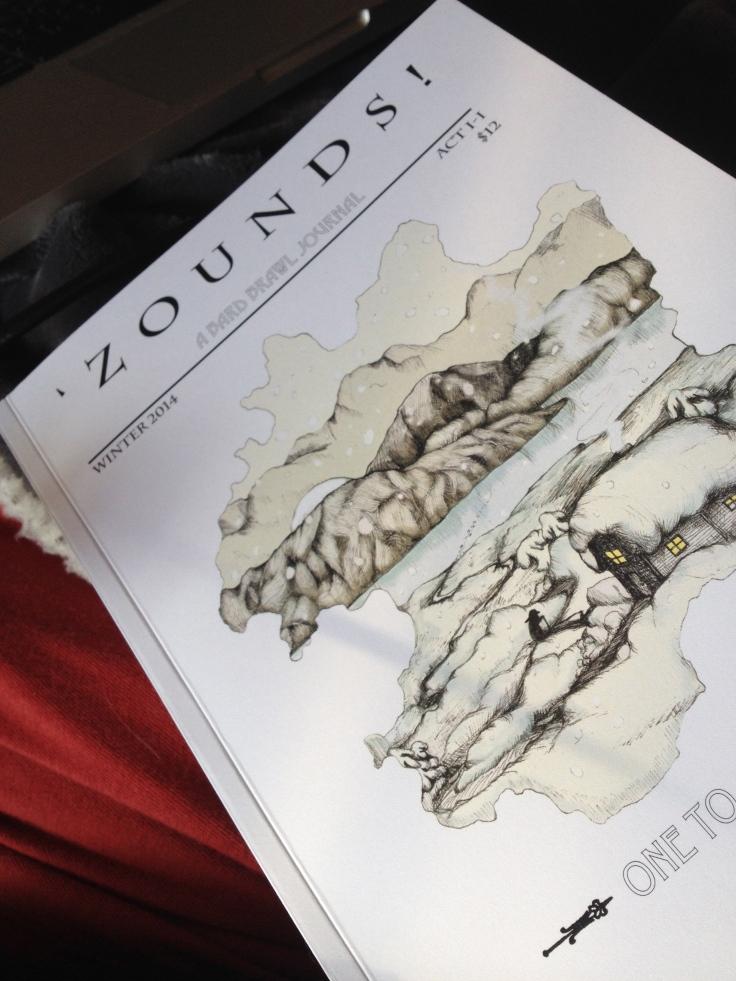 'Zounds!, Act I,i