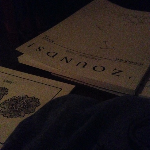 """'Zounds! scene ii described by someone as """"the greatest follow up to anything anywhere since Italy's 1938 World Cup run."""""""