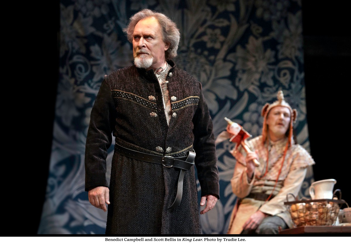 the core of king lear