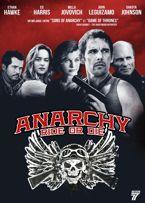"The original title for Cymbeline was ""Anarchy; Ride or Die."" Not a bad title, but it couldn't have saved this film."